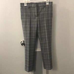 Ann Taylor Crop Capri Pants size 2